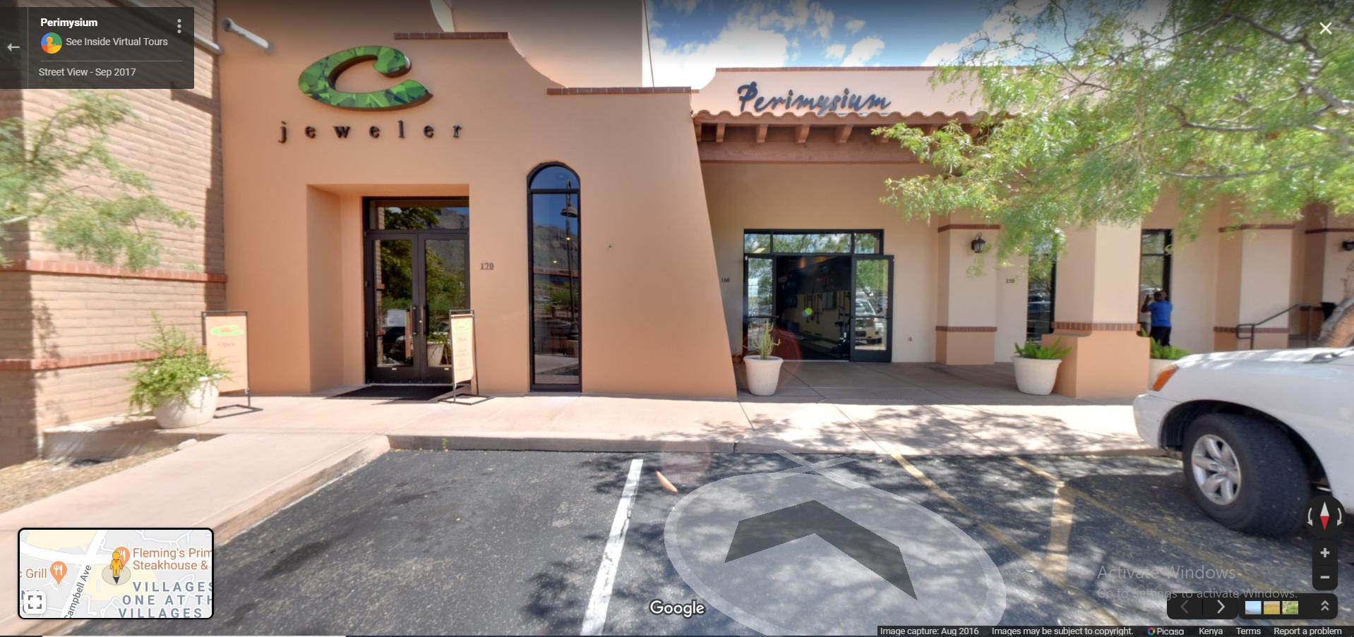 Perimysium Personal Training - Tucson
