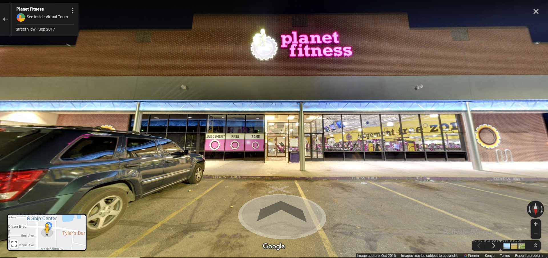 Planet Fitness Amarillo