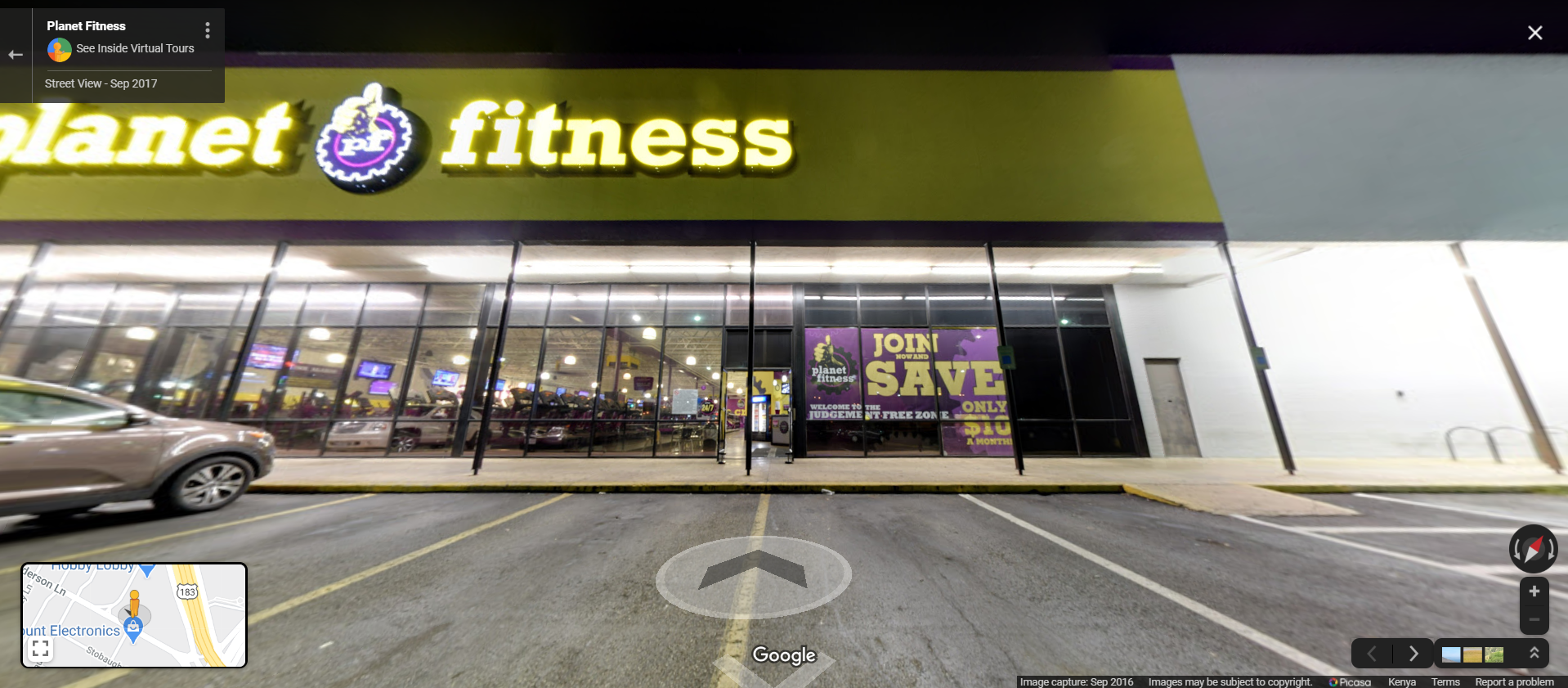 Planet Fitness Anderson Lane