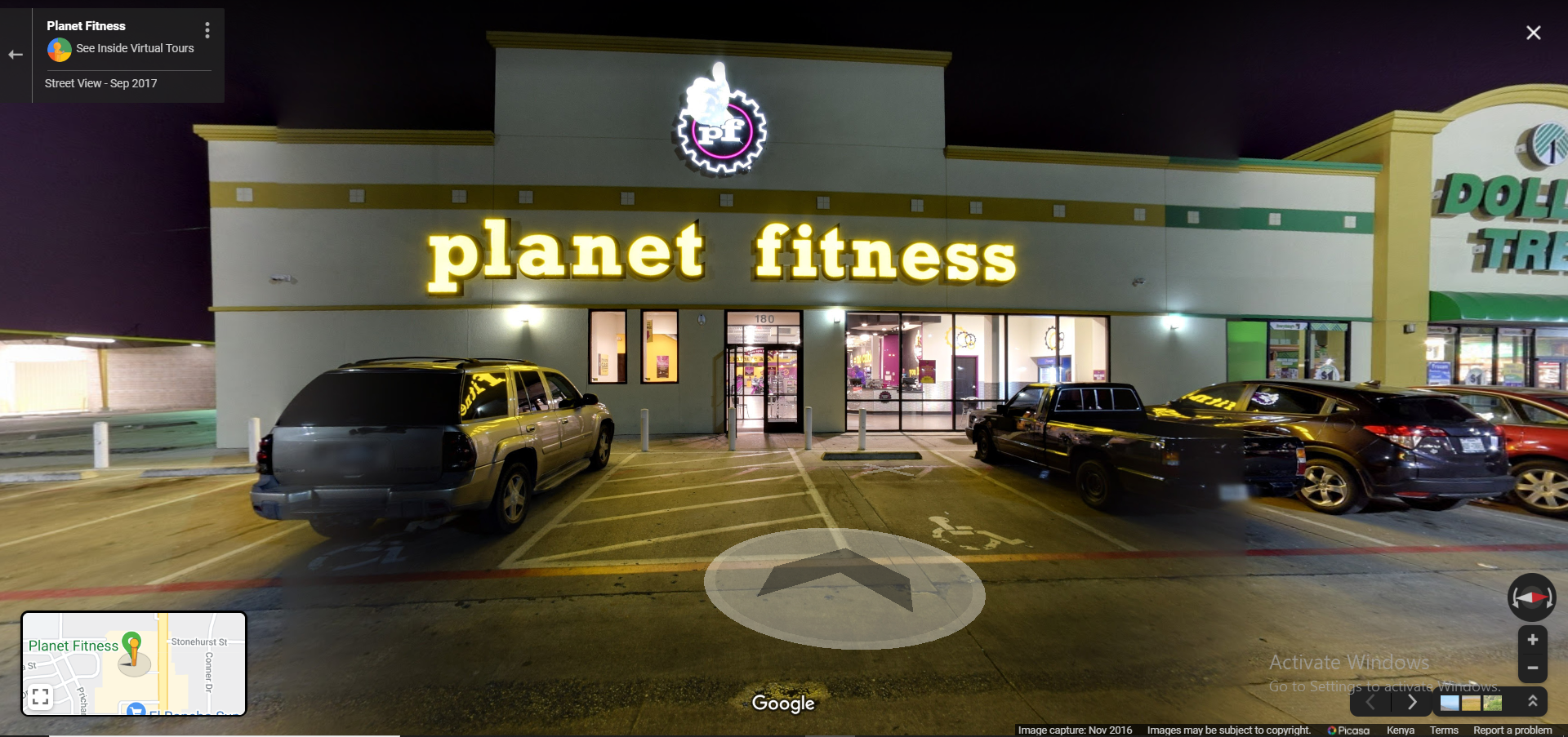 Planet Fitness Buckner - Dallas