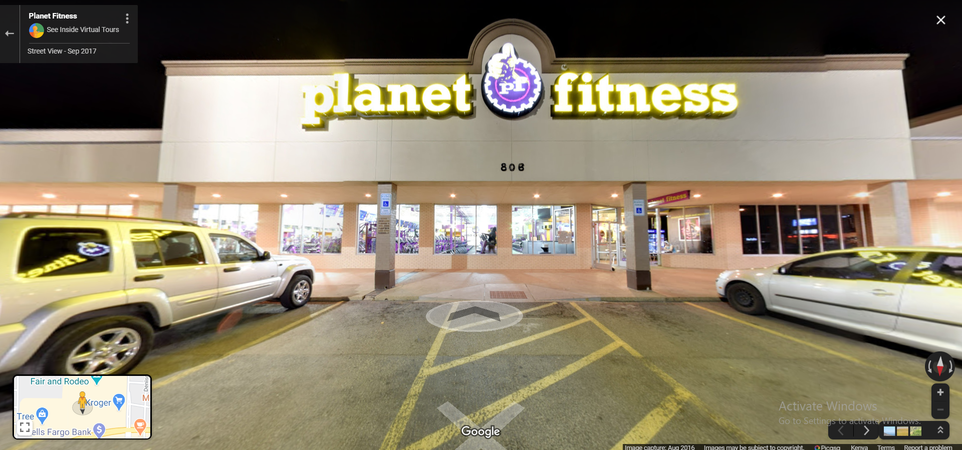 Planet Fitness Denton - Denton