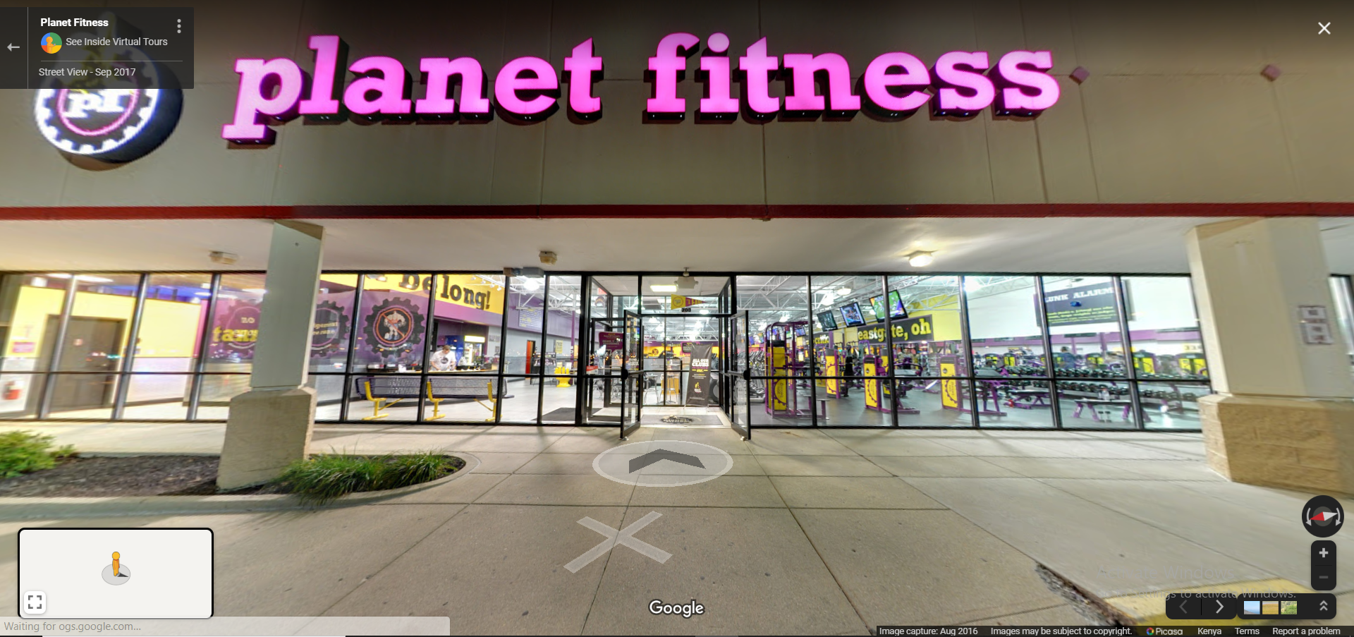Planet Fitness Eastgate Square