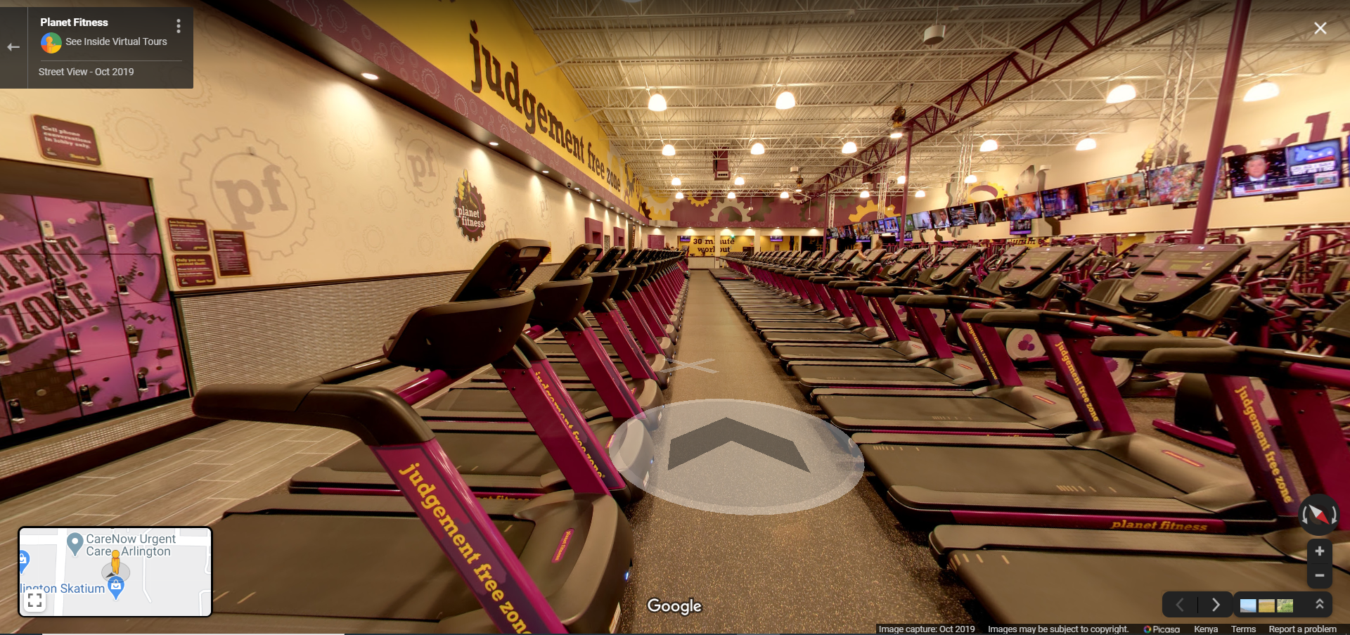 Planet Fitness - Arlington (South)