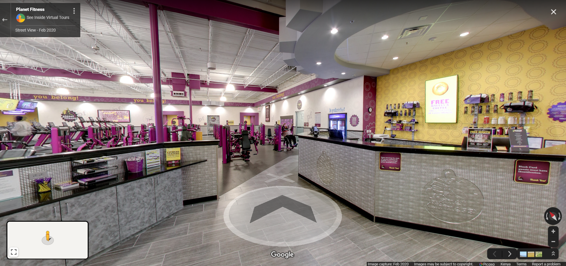 Planet Fitness - (Forest Lane) Dallas