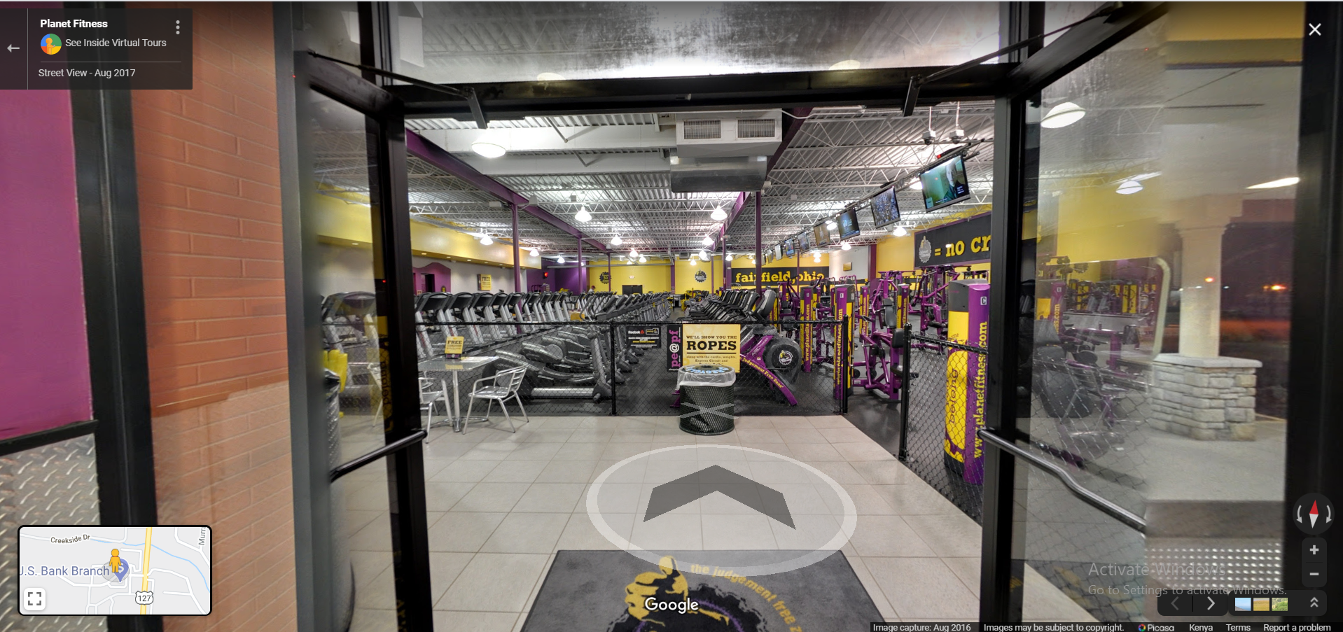 Planet Fitness Fairfield