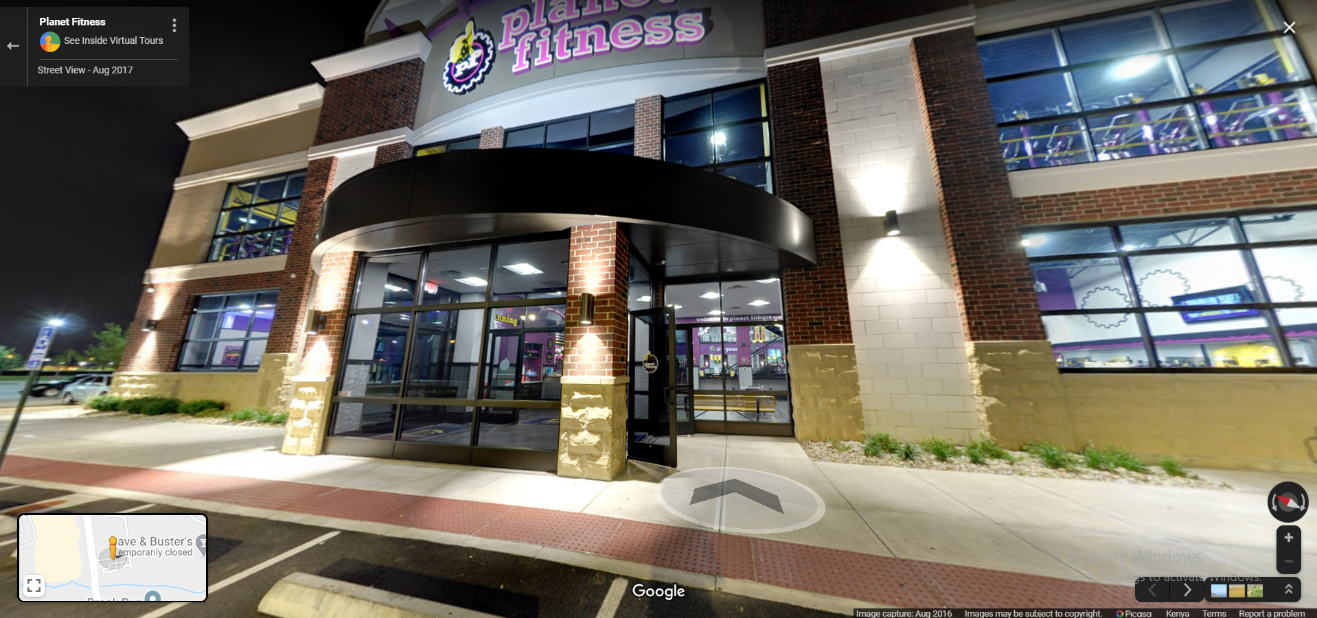 Planet Fitness Florence