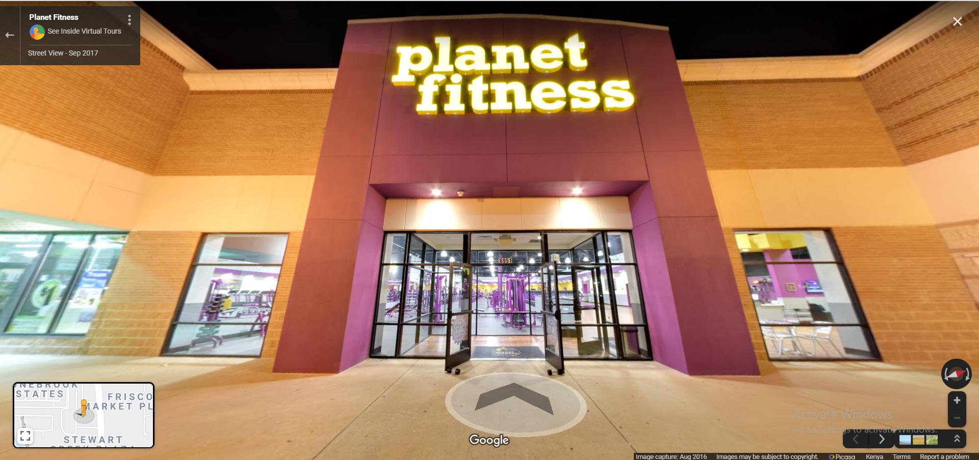 Planet Fitness Frisco