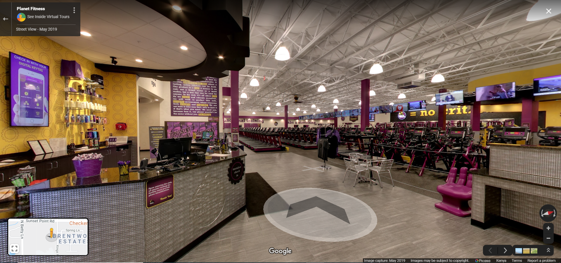 Planet Fitness - Clearwater