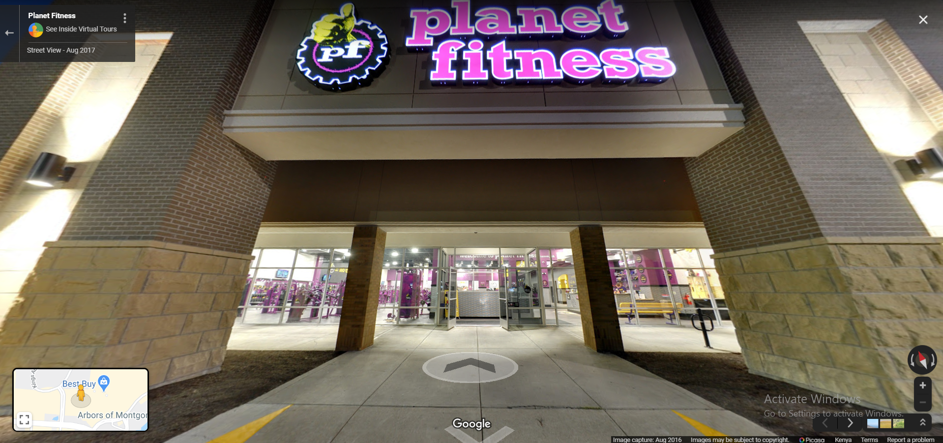 Planet Fitness Kings Auto Mall