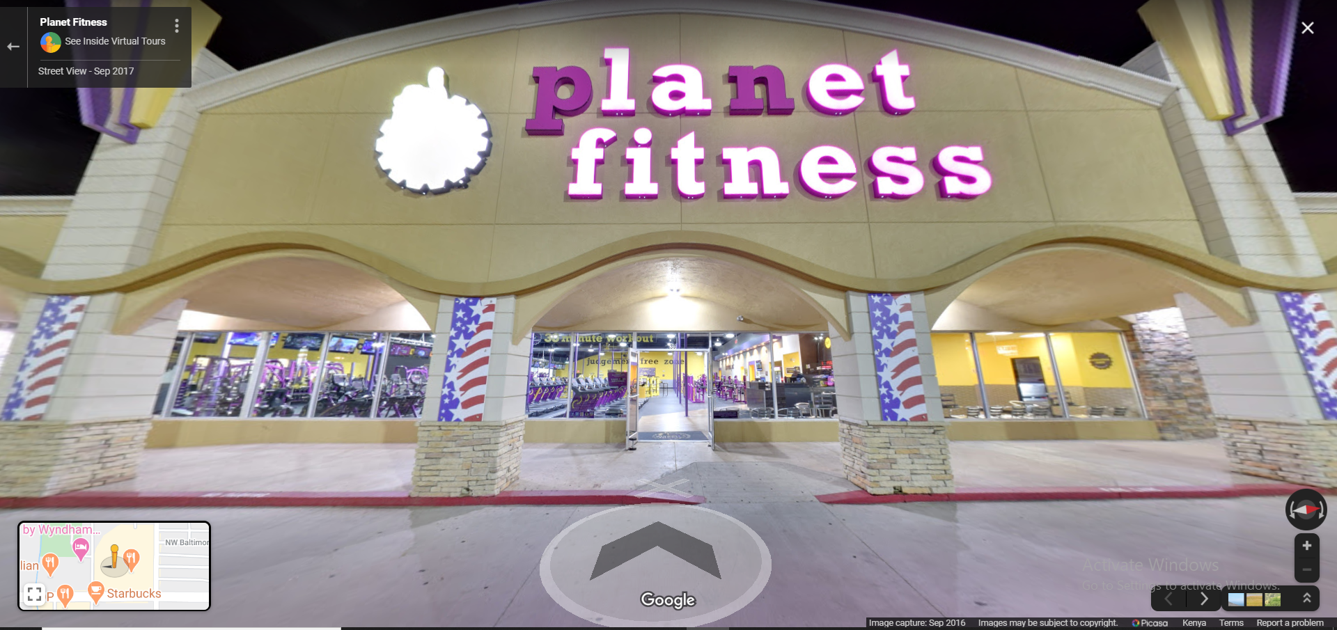 Planet Fitness Lawton