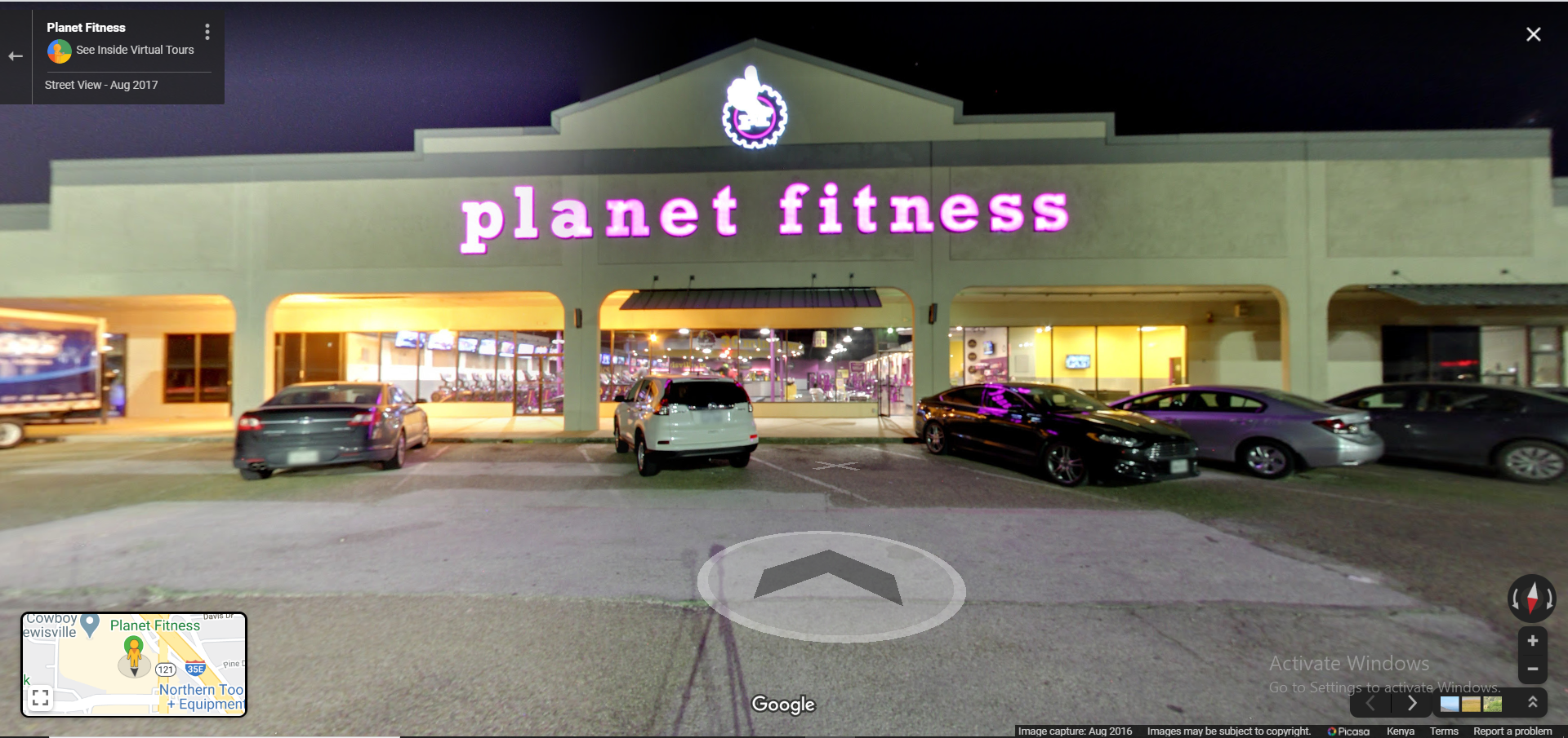 Planet Fitness Lewisville