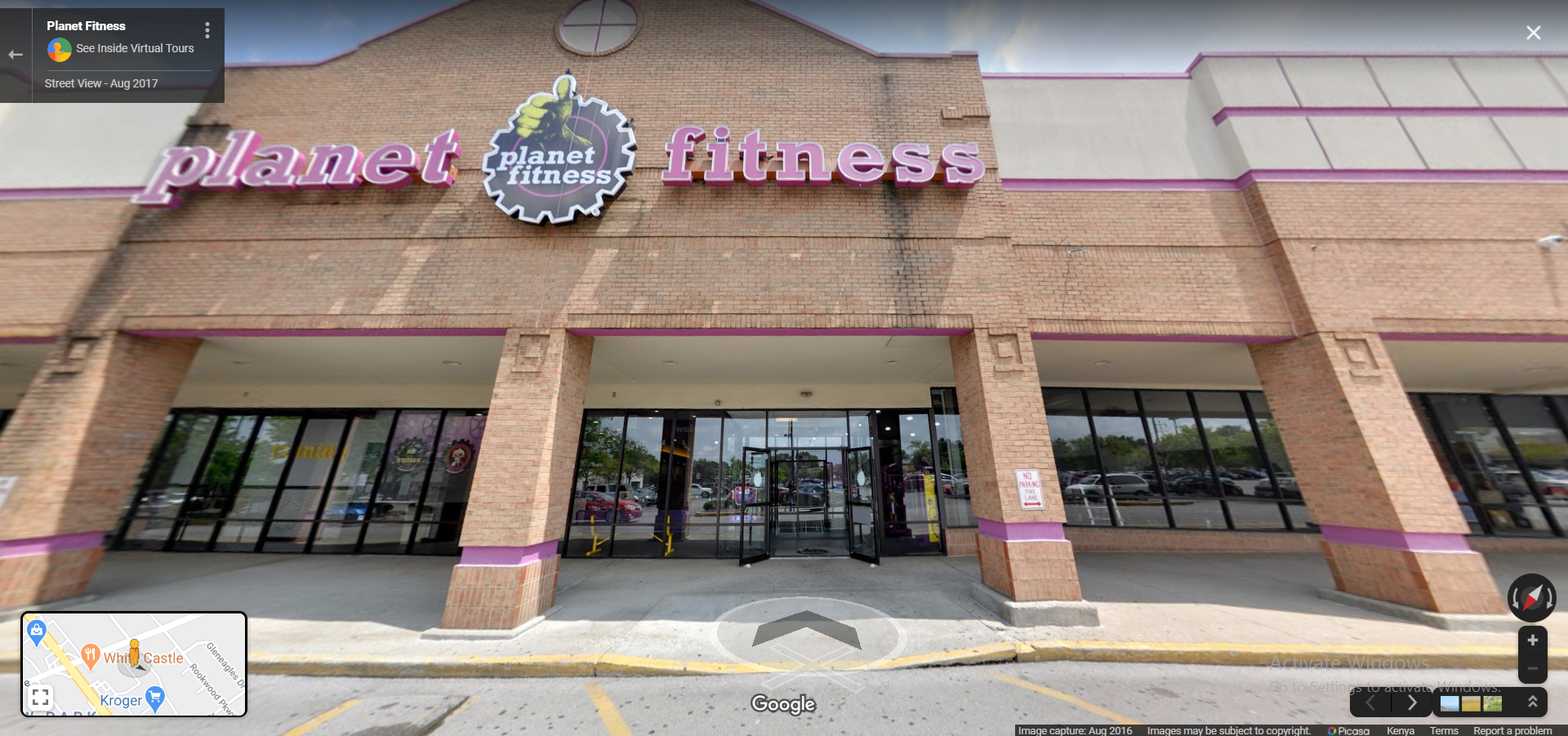 Planet Fitness Lexington