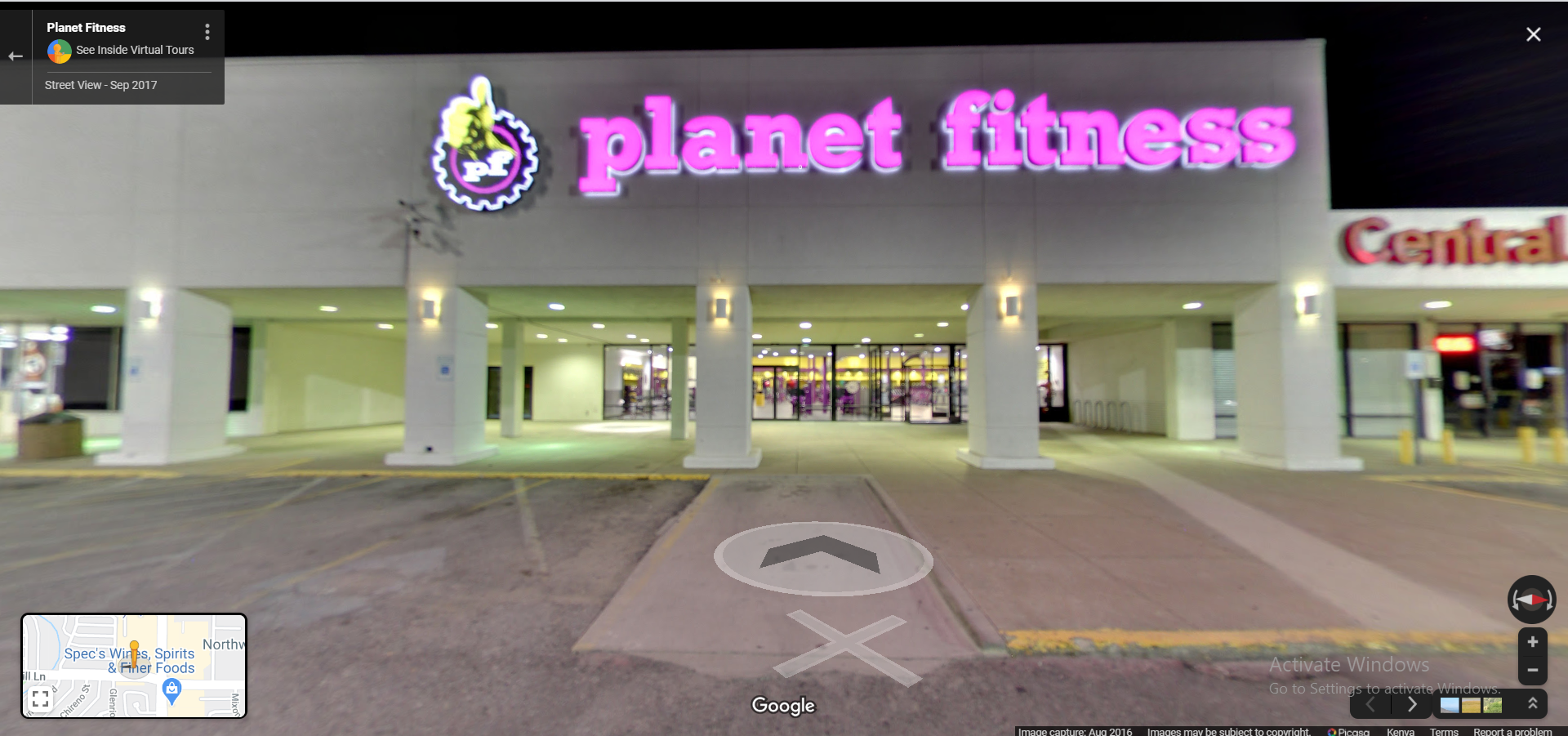 Planet Fitness Marsh Lane - Dallas
