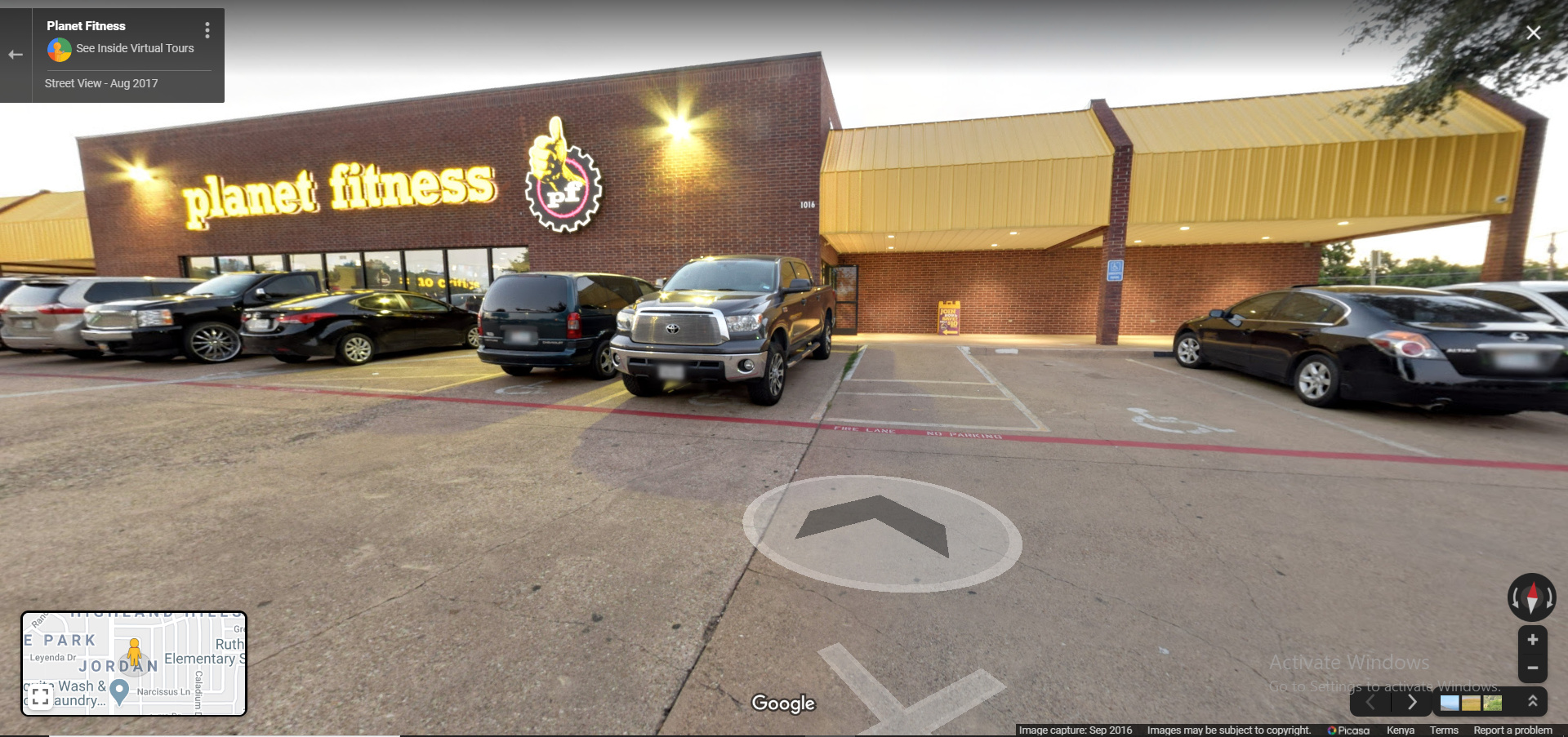 Planet Fitness Mesquite