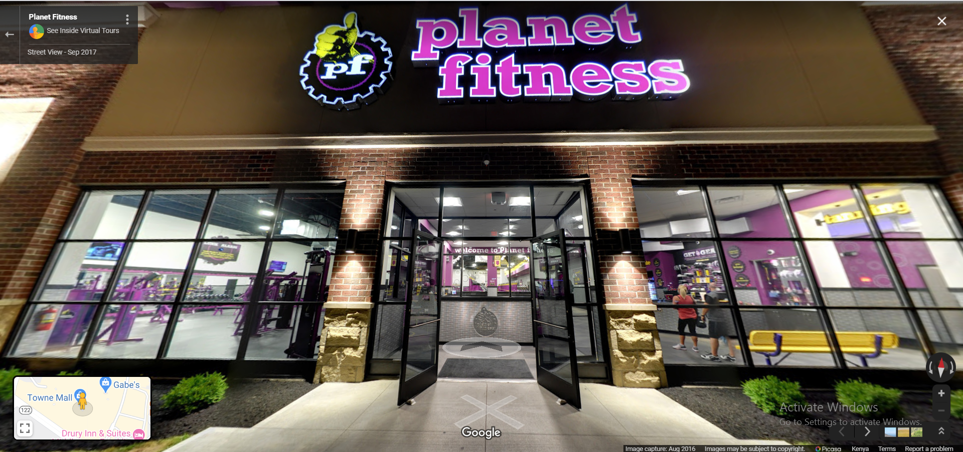 Planet Fitness Middletown