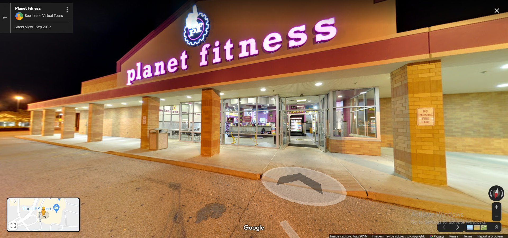 Planet Fitness Milford