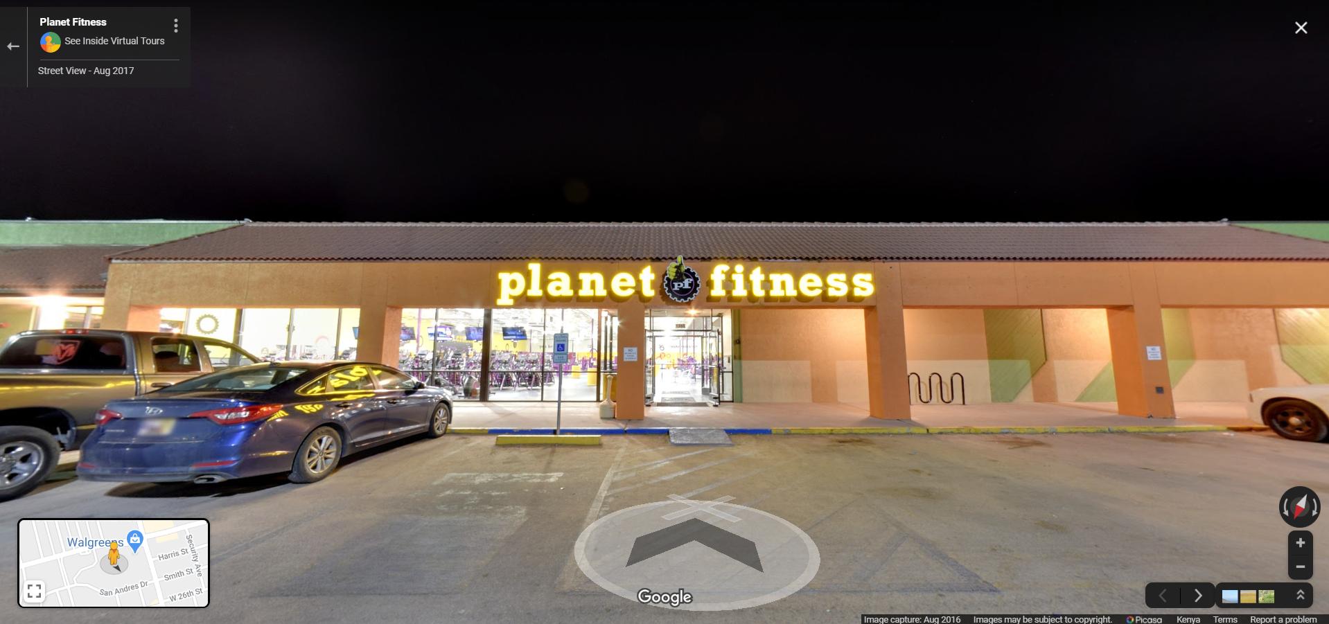 Planet Fitness Odessa