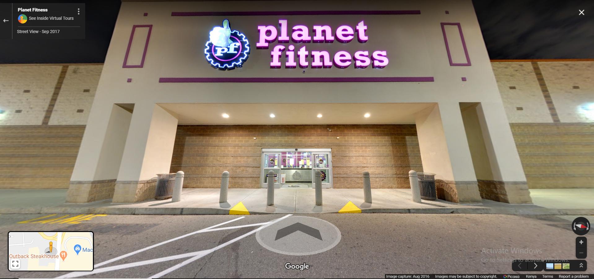 Planet Fitness Princeton Pike