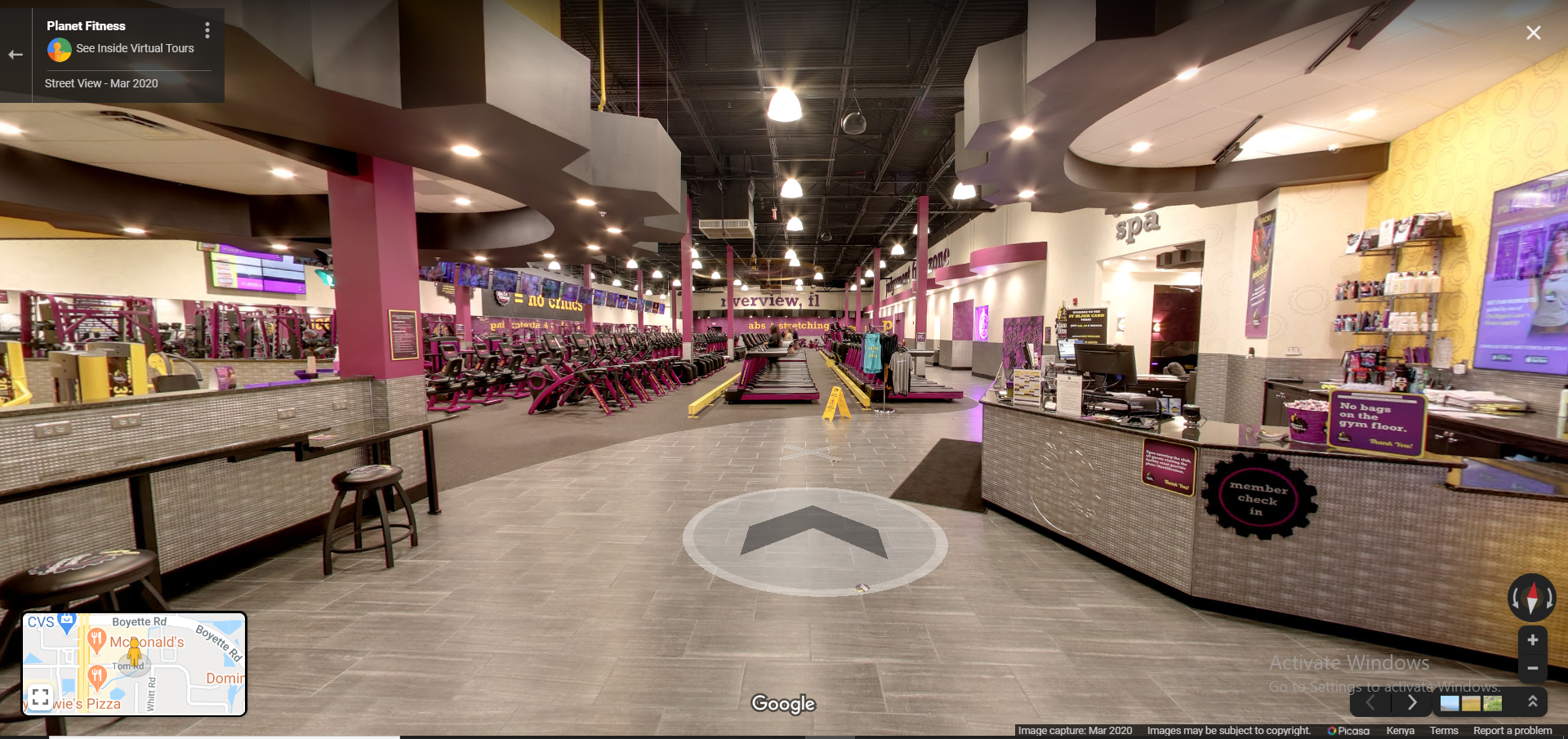 Planet Fitness- Riverview