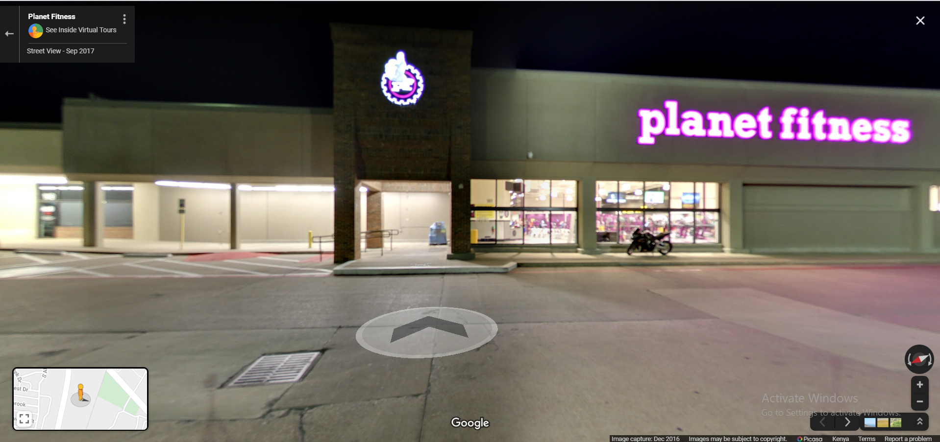 Planet Fitness Rockwall