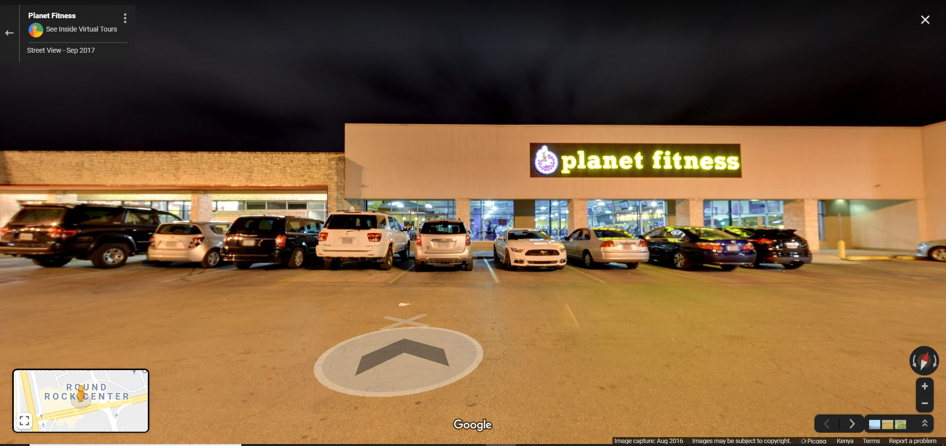 Planet Fitness Round Rock