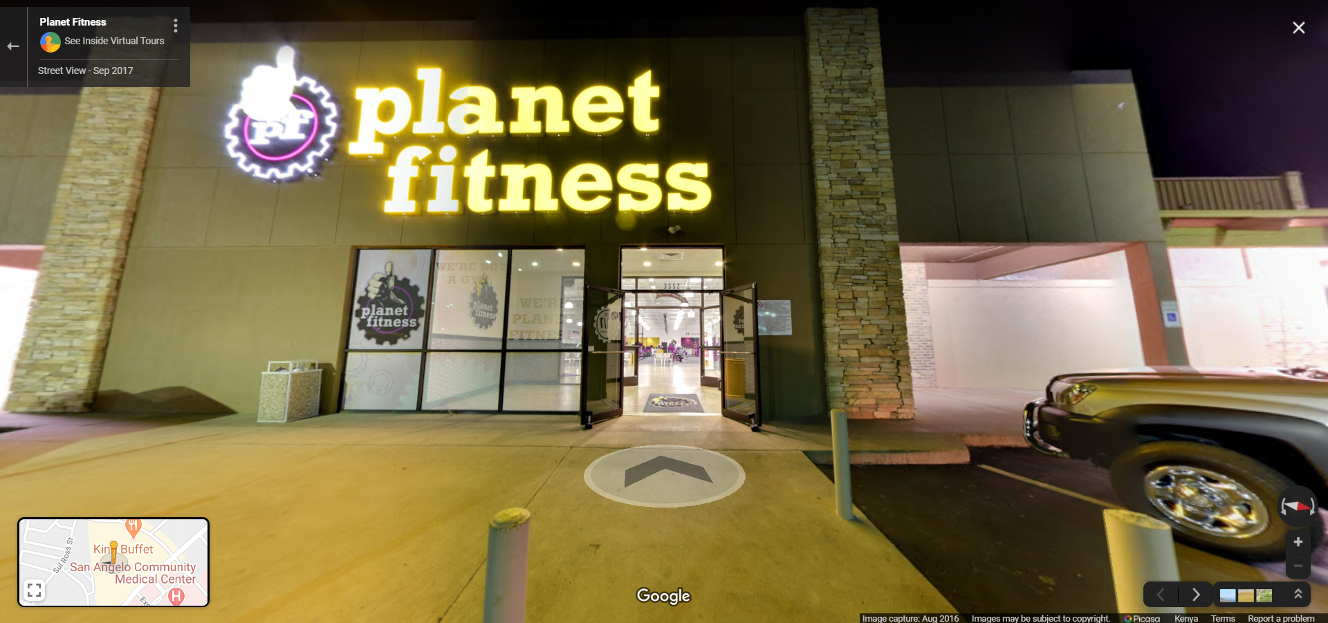 Planet Fitness San Angelo