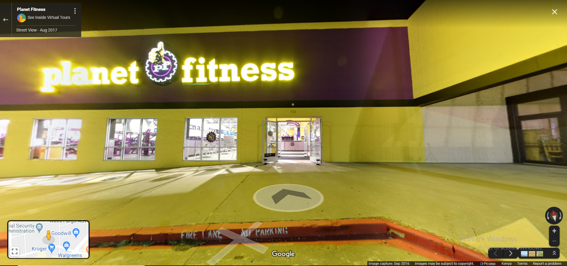 Planet Fitness Sherman