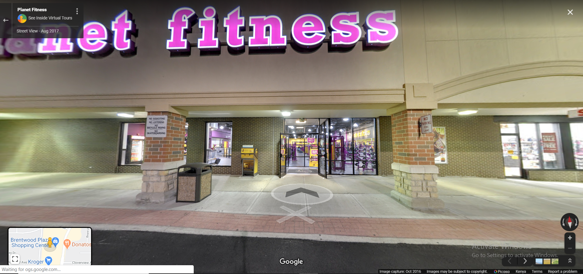 Planet Fitness Winton Rd