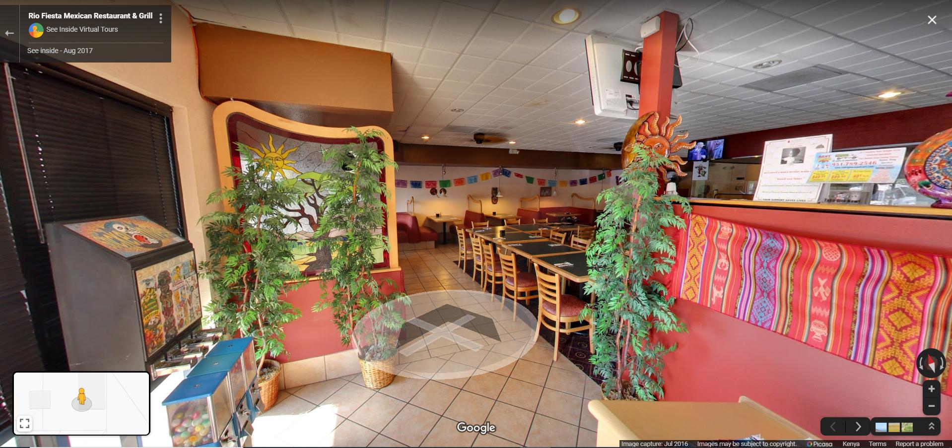 Rio Fiesta Mexican Restaurant & Grill - Riverside