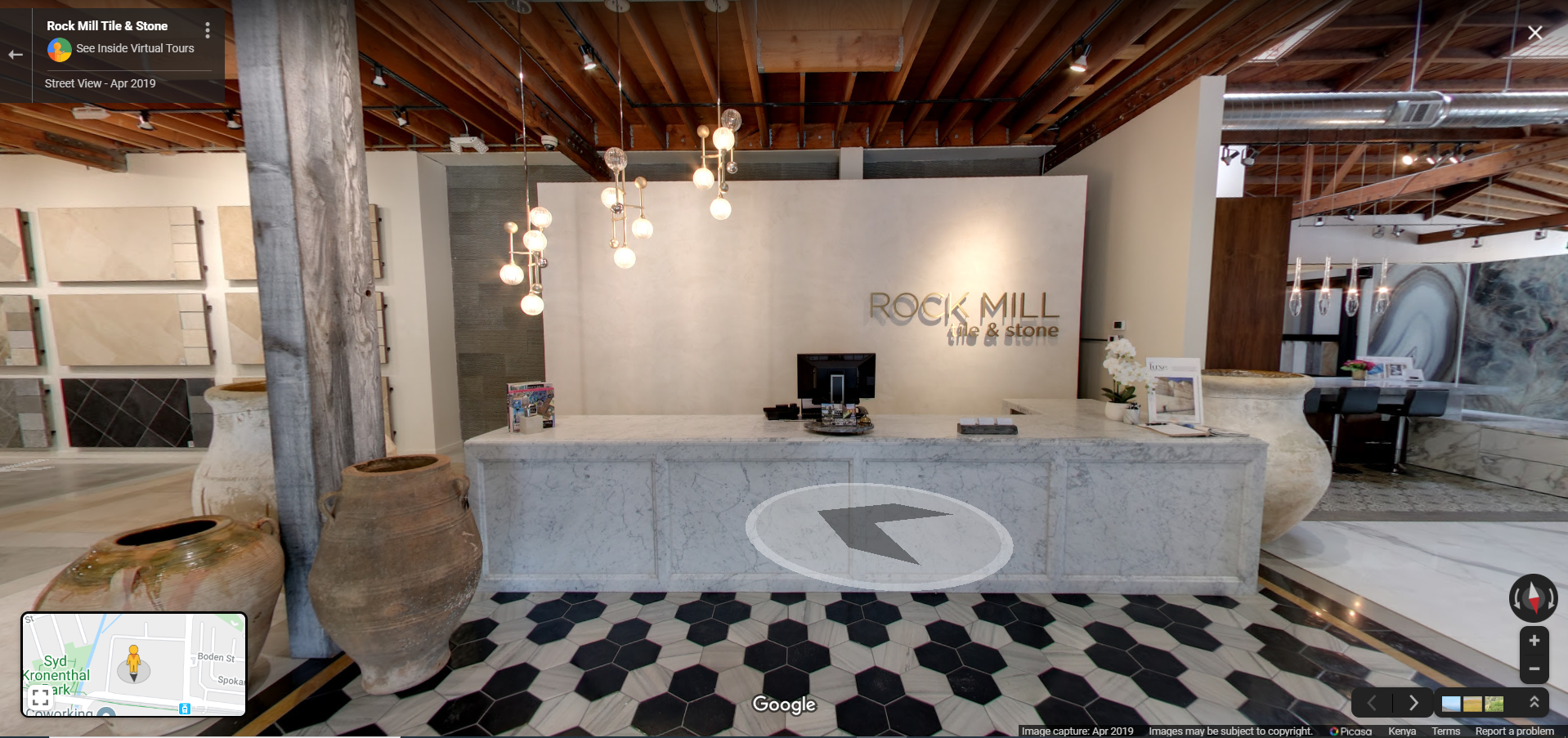 Rock Mill Tile & Stone - Los Angeles