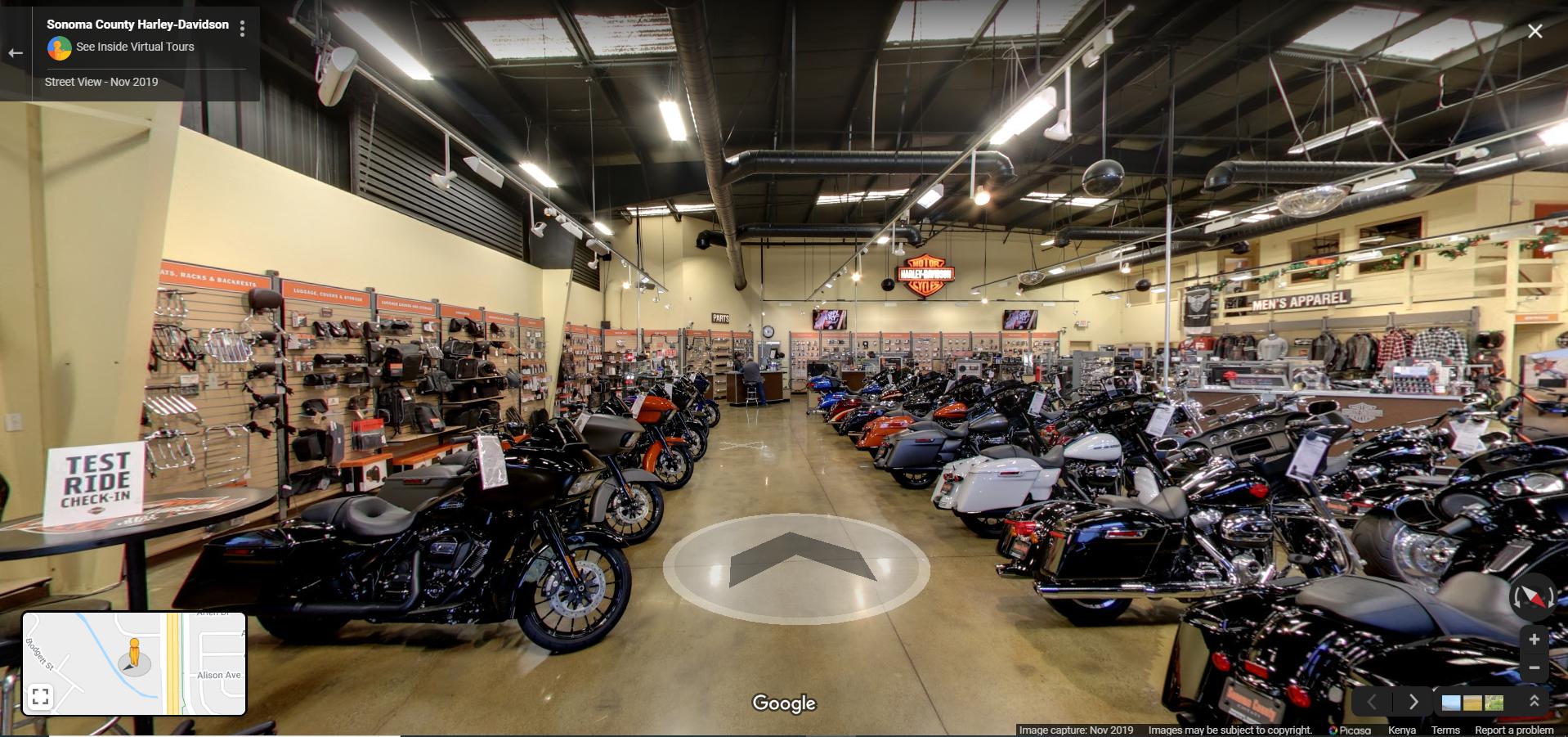 Sonoma County Harley - Davidson - Cotati