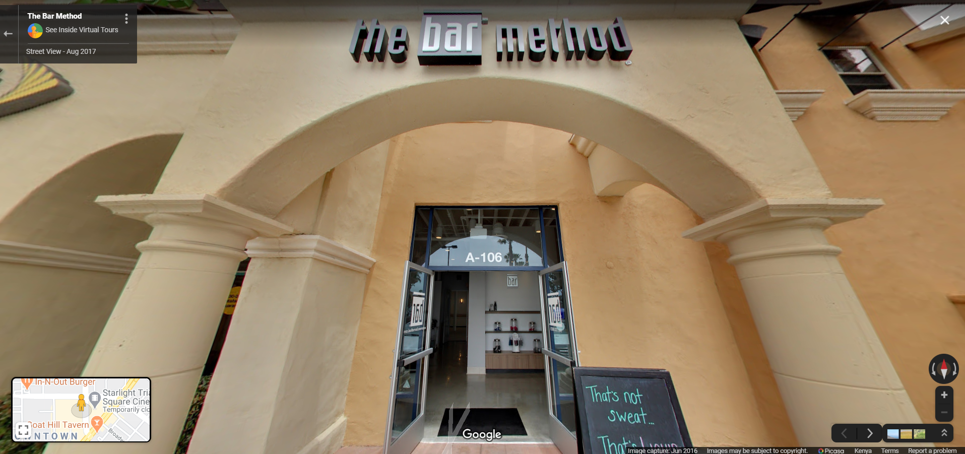 The Bar Method - Costa Mesa
