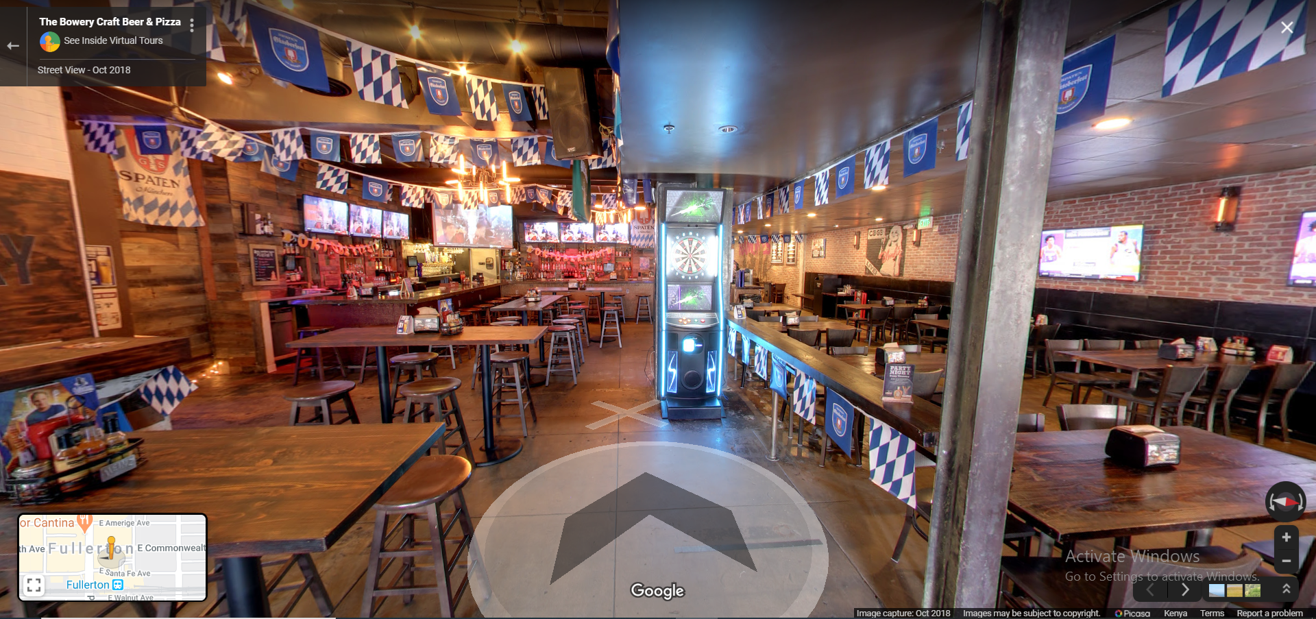 The Bowery Craft Beer & Pizza - Fullerton