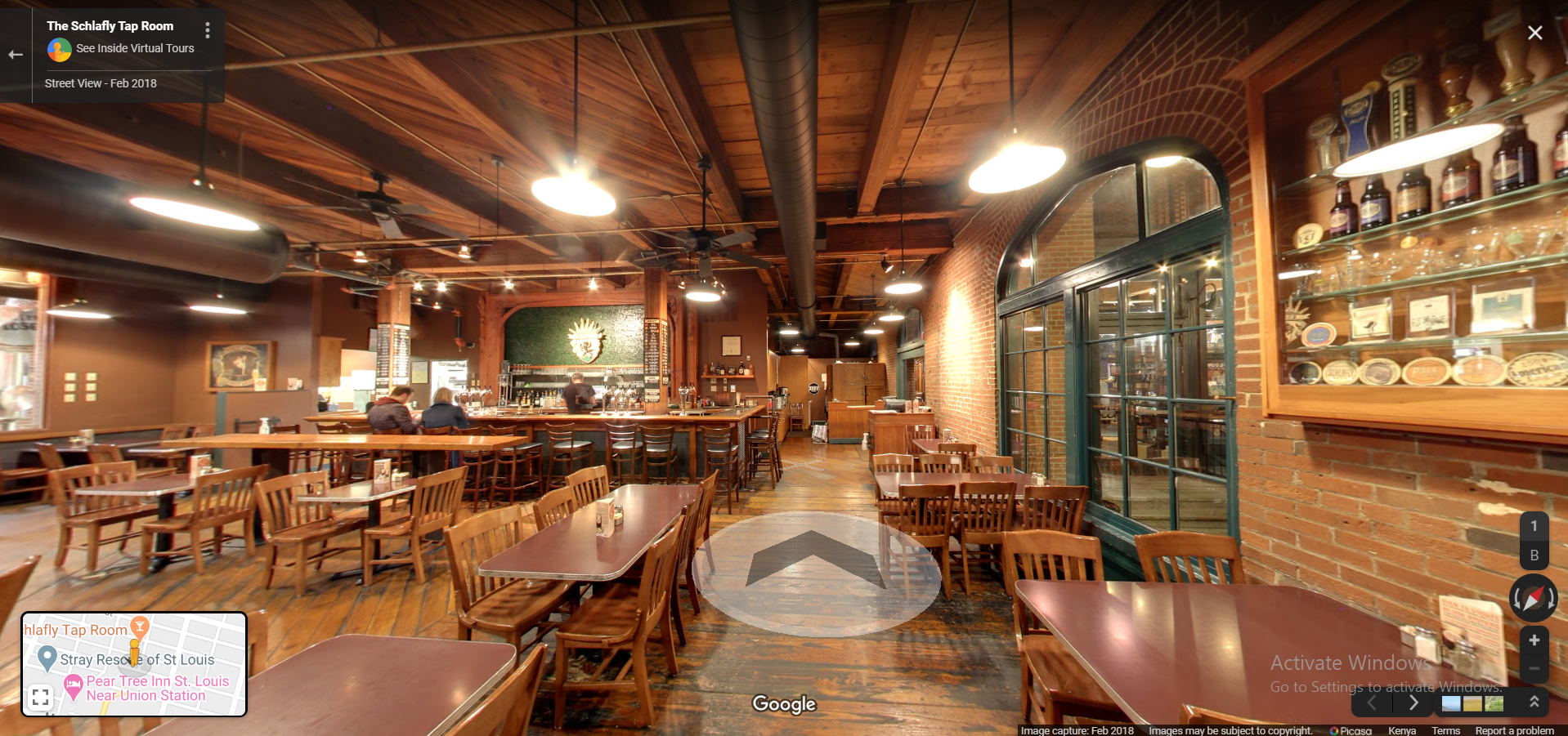 The Schlafly Tap Room - St. Louis