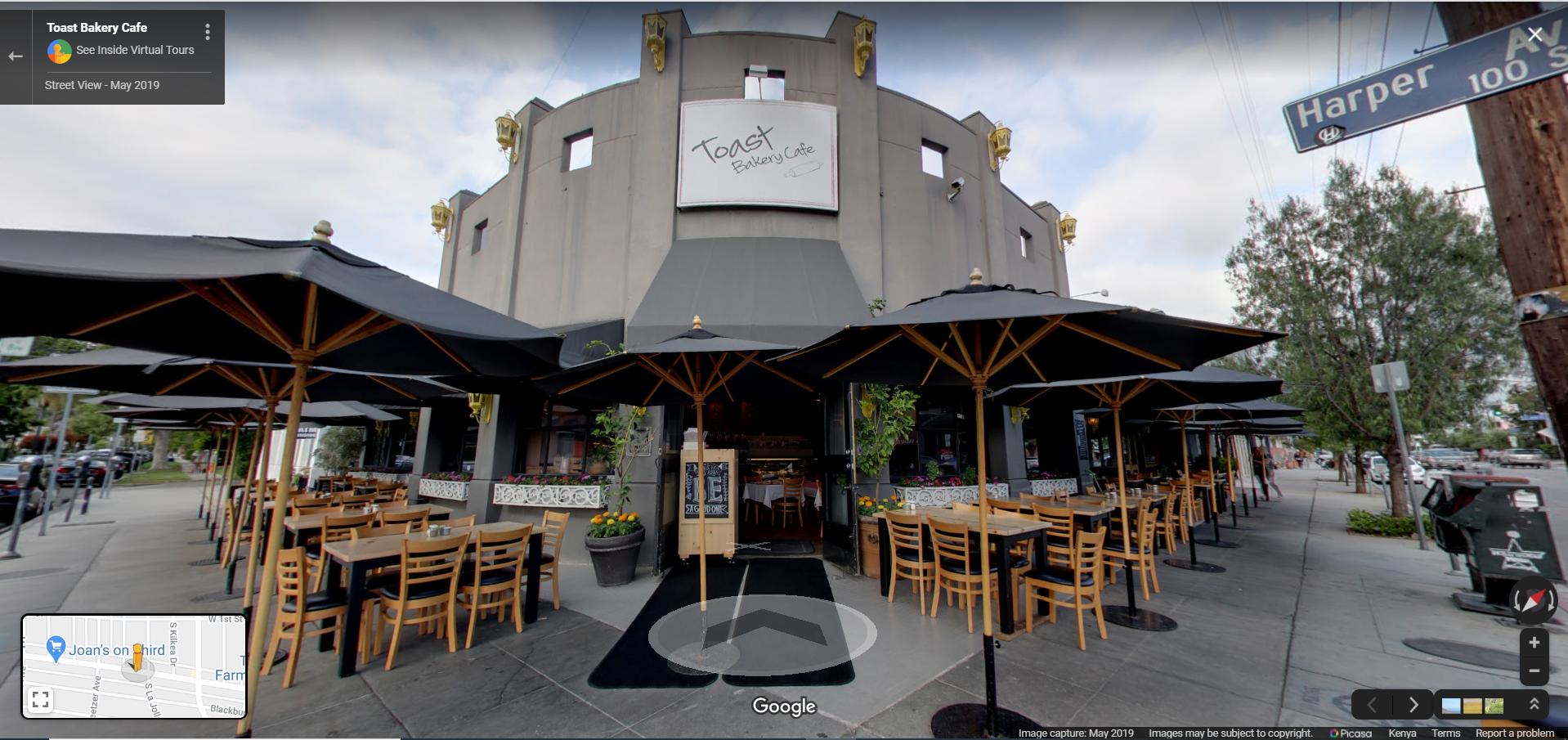 Toast Bakery Cafe - Los Angeles