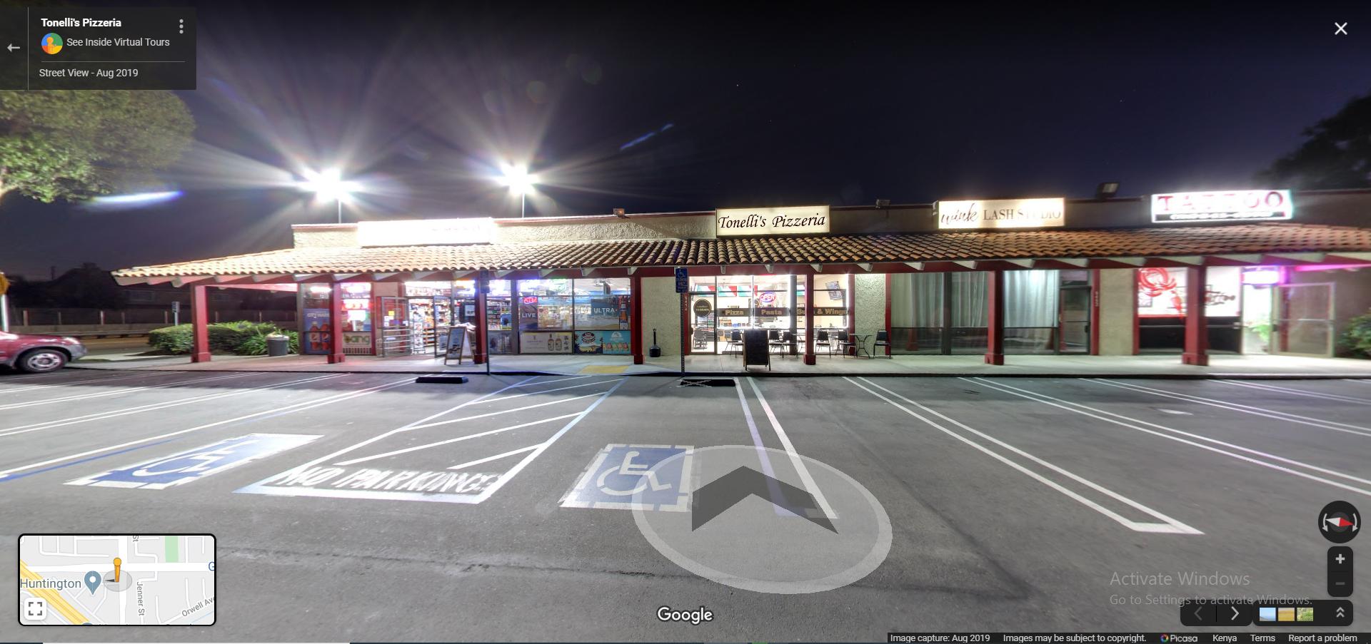 Tonelli's Pizzeria - Huntington Beach