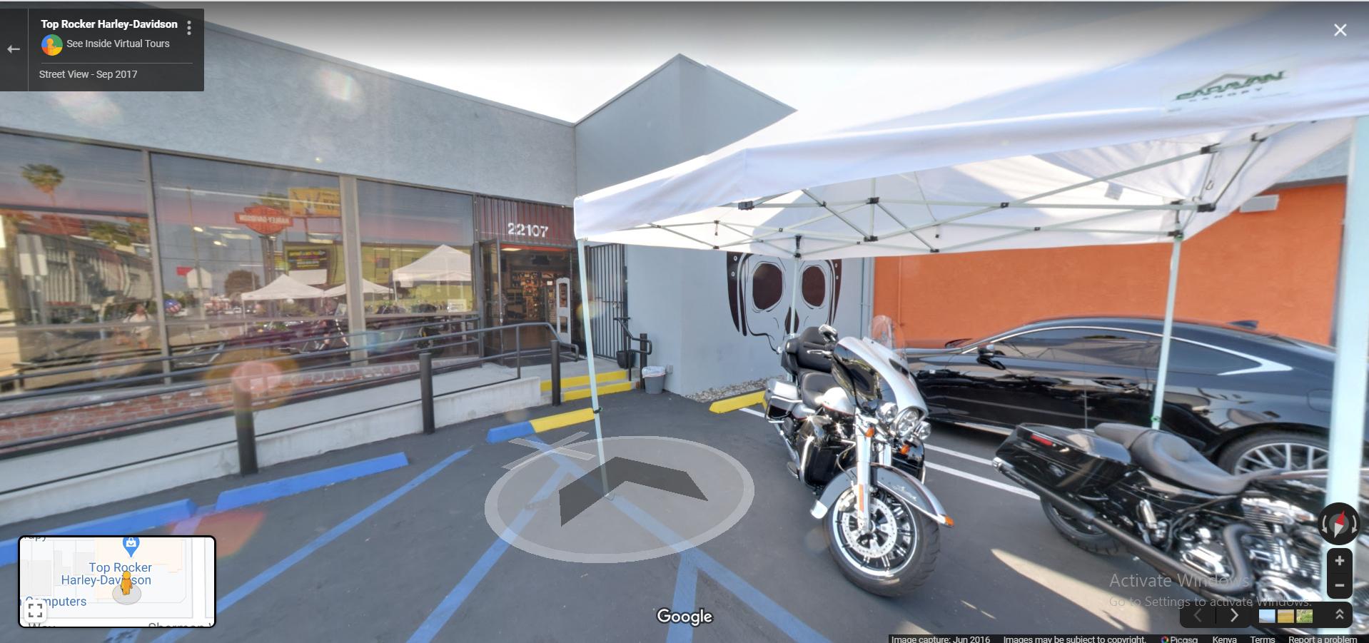 Top Rocker Harley-Davidson - Canoga Park - Los Angeles