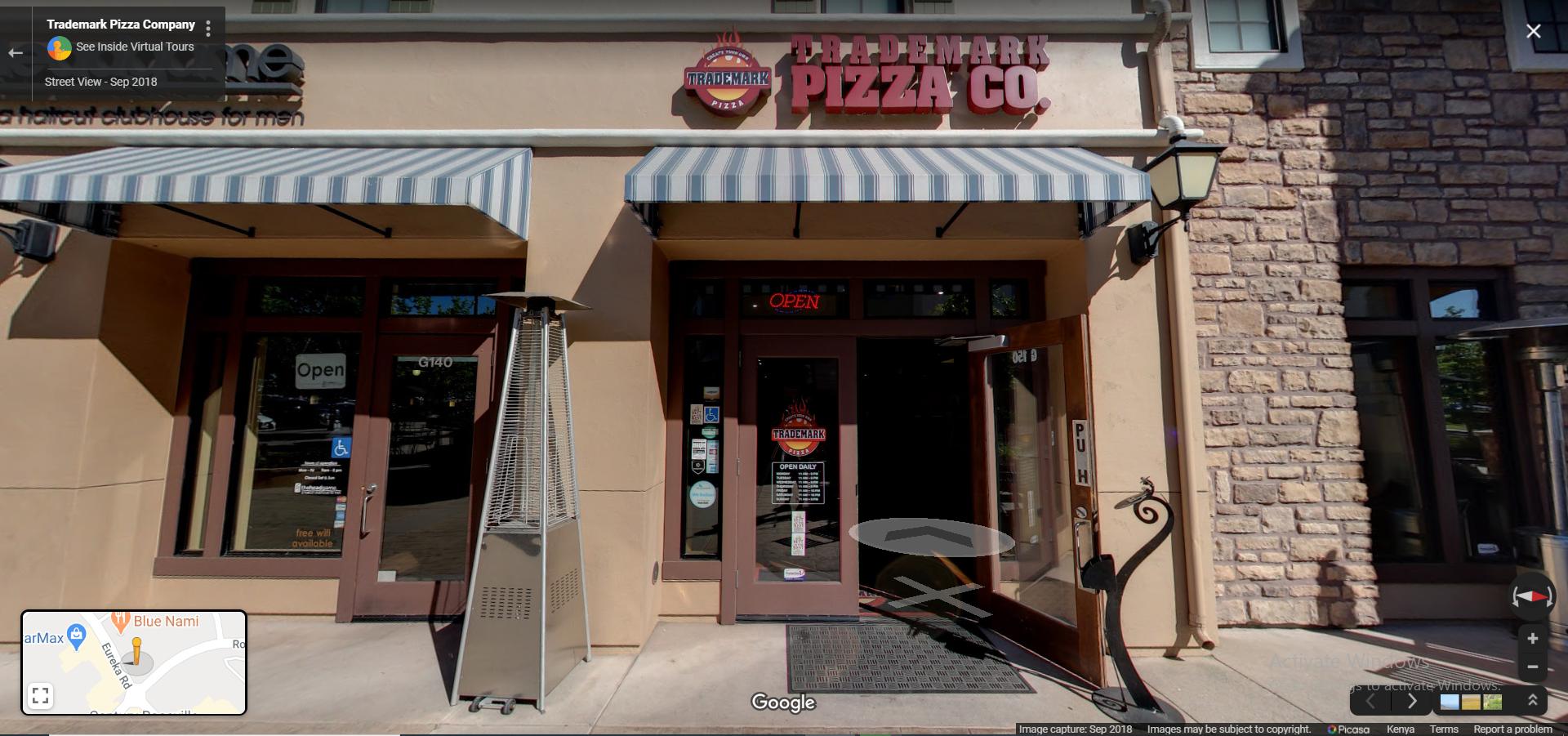 Trademark Pizza - Roseville