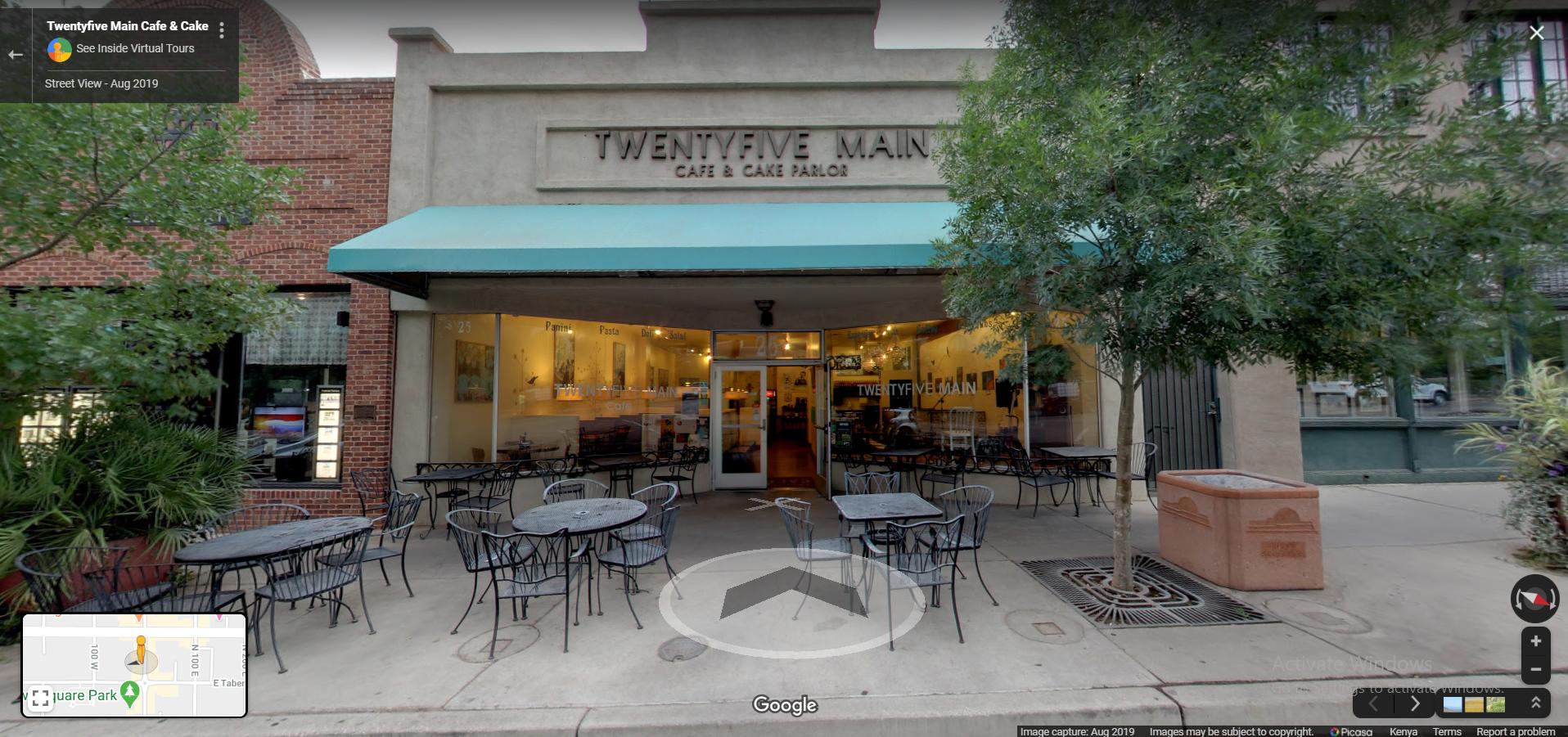 Twentyfive Main Cafe & Cake - St. George