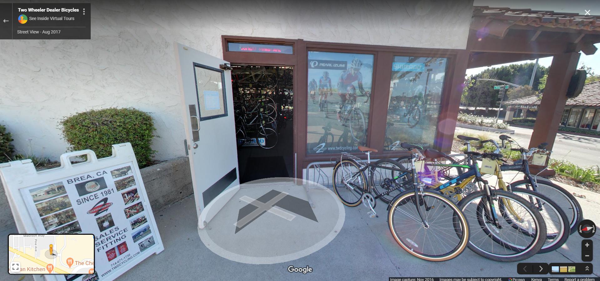 Two Wheeler Dealer Bicycles - Brea