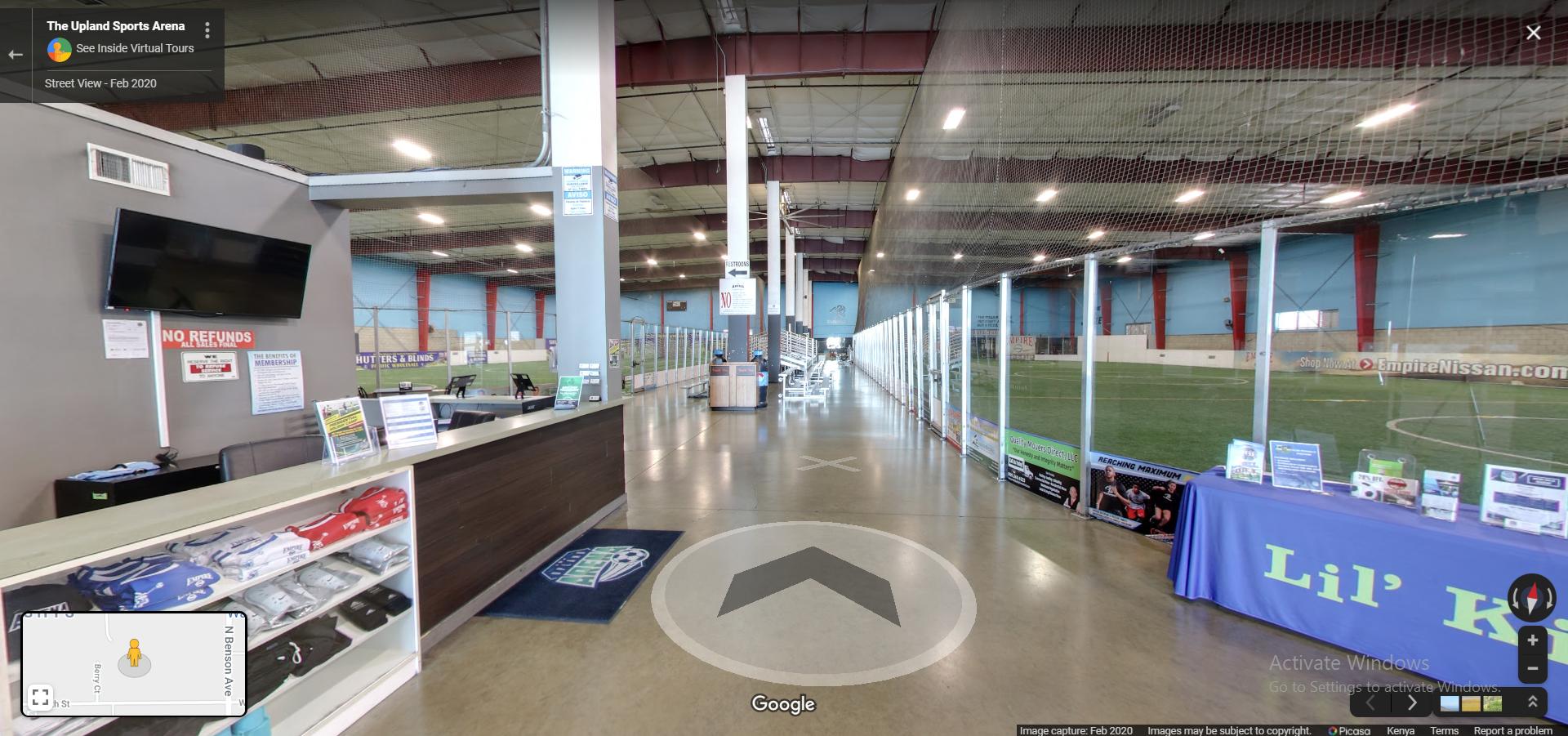 Upland Sports Arena - Upland