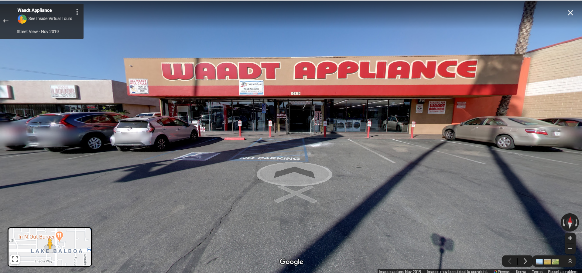 Waadt Appliance - Los Angeles
