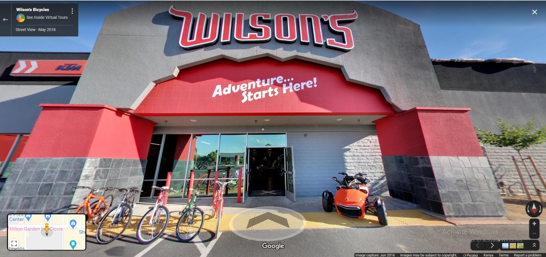 Wilson's Bicycles - Clovis