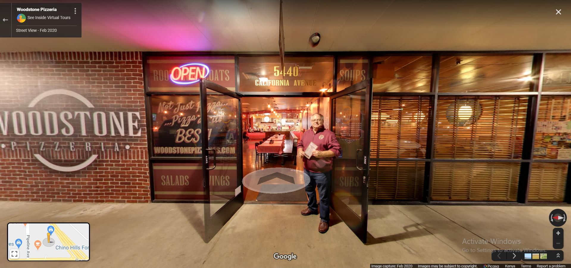 Woodstone Pizzeria - Bakersfield