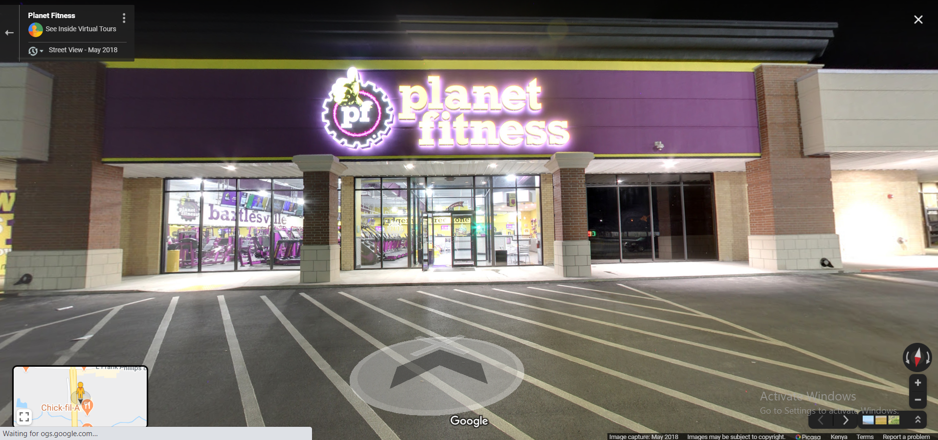 Planet Fitness Bartlesville, OK (North of Tulsa)
