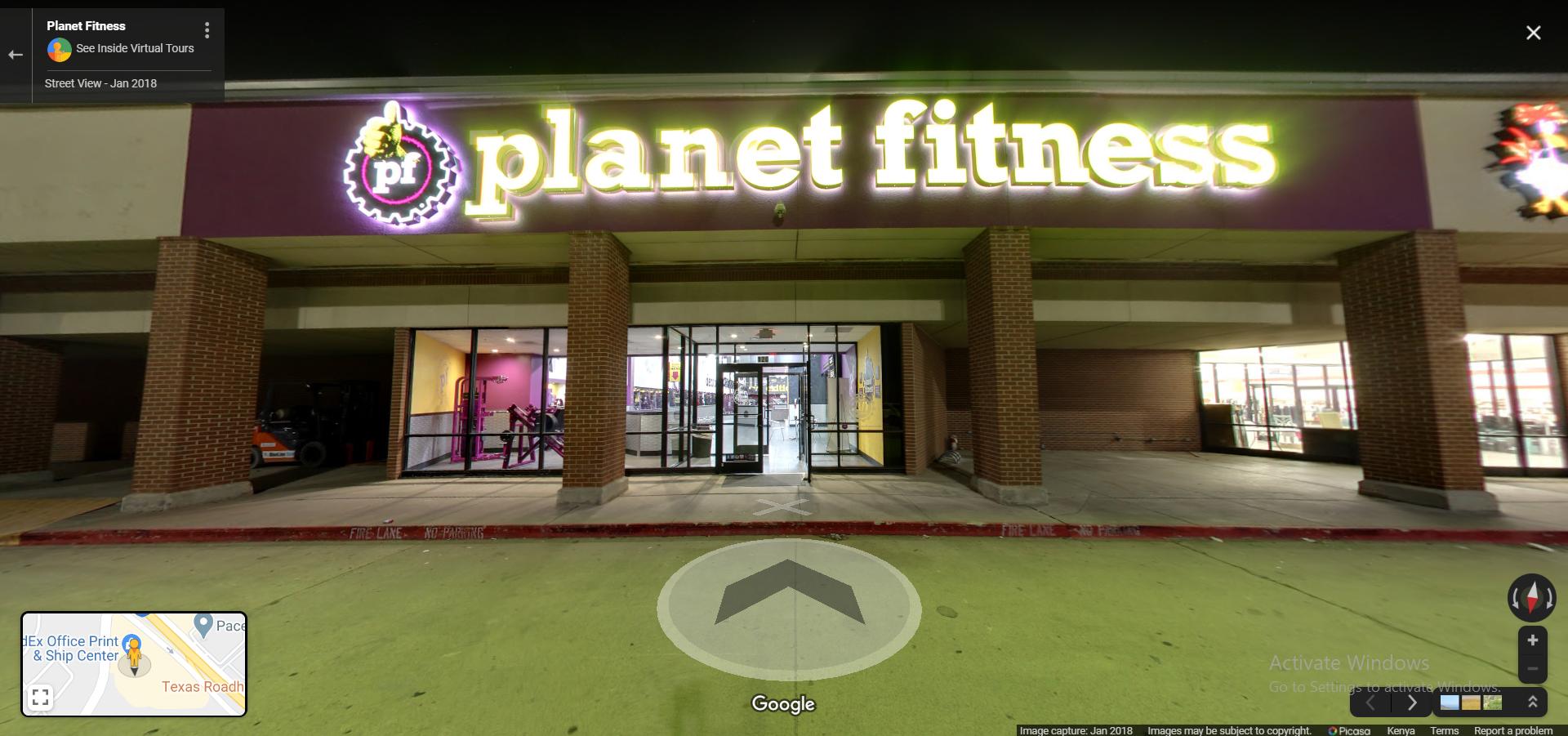Planet Fitness - South Denton, TX - Denton