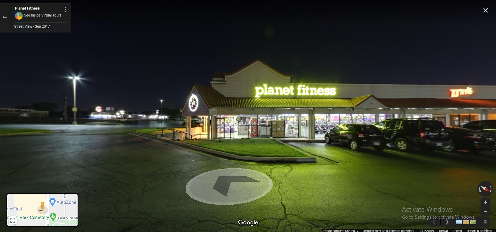 Planet Fitness - South Memorial - Tulsa, OK