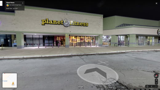 Planet Fitness - Excel Marketing Group - Fort Worth