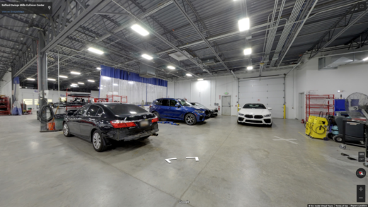 Safford Owings Mills Collision Center - Owings Mills